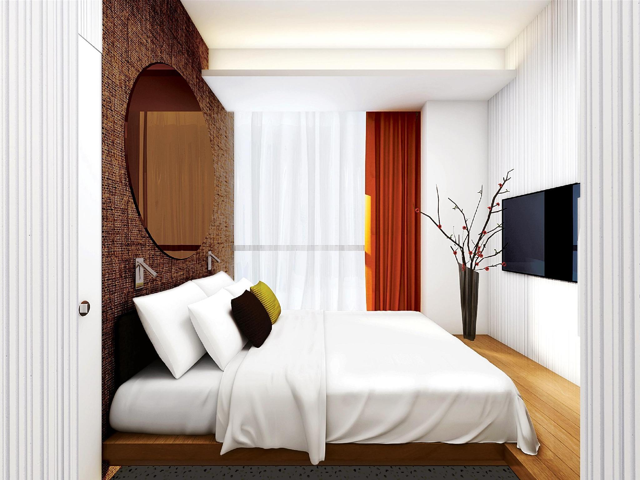 Ovolo 286 Queen's Road Central Hotel Hong Kong - Hotellihuone