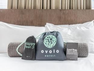 Ovolo Central Hong-Kong - Chambre
