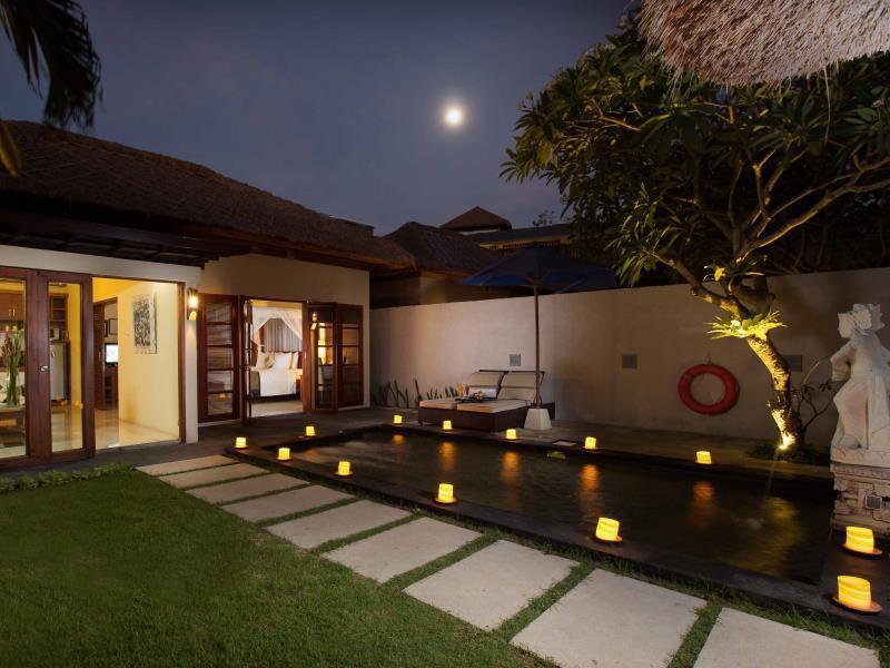 Hotell Bali Baliku Luxury Villa