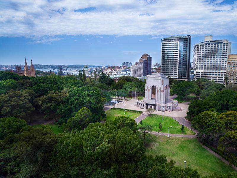 Hyde Park Inn Hotel - Hotell och Boende i Australien , Sydney