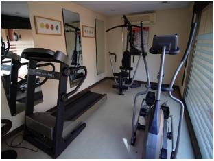Rose Hotel Bangkok - Fitness Room