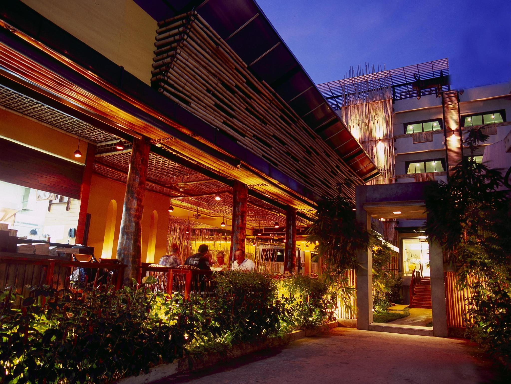Bamboo House Phuket Hotel - Hotels and Accommodation in Thailand, Asia