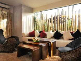 Bamboo House Phuket Hotel Phuket - Hotelli interjöör