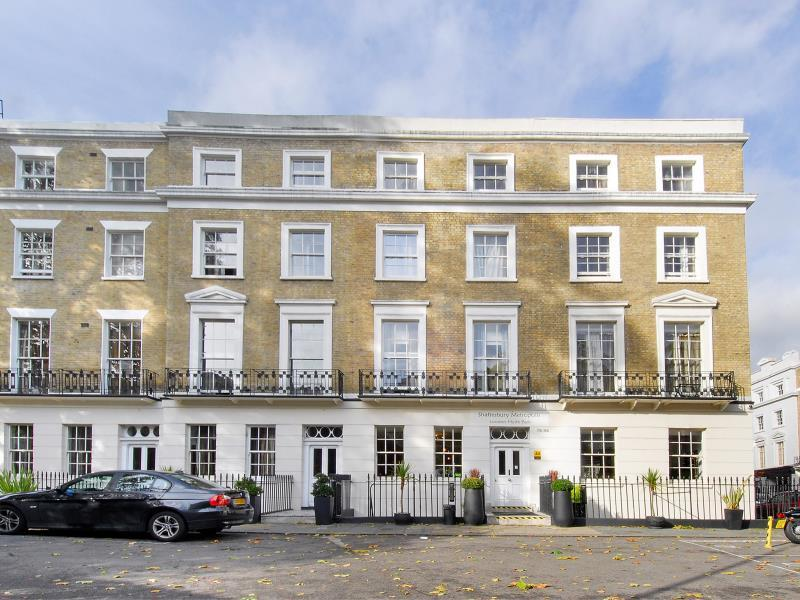 Shaftesbury Metropolis London Hyde Park Hotel London
