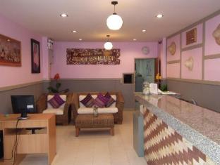 Andaman Seaside Resort بوكيت - ردهة