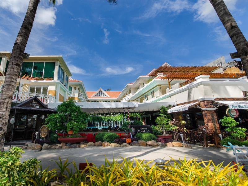 Hotell Boracay Mandarin Island Hotel