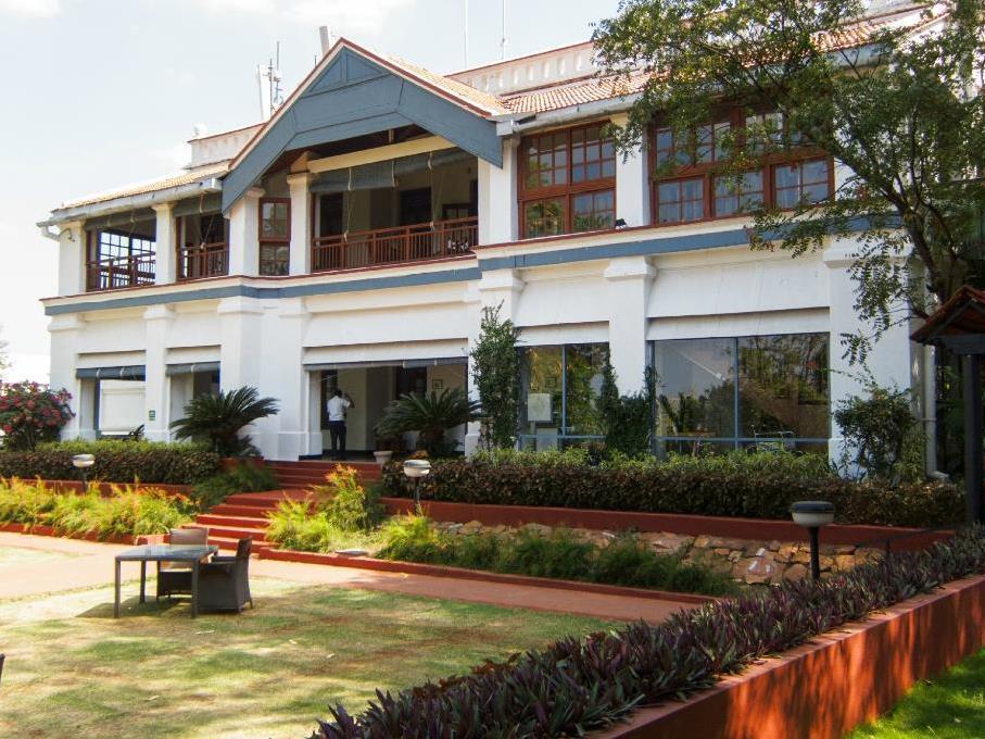The Gateway Hotel Pasumalai - Hotell och Boende i Indien i Madurai