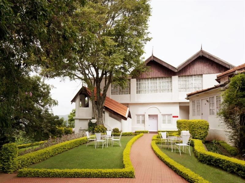 The Gateway Hotel Church Road - Hotel and accommodation in India in Coonoor