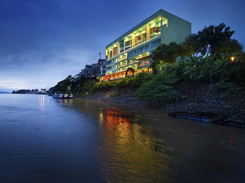 Serene at Chiang Rai Hotel - Hotell och Boende i Thailand i Asien