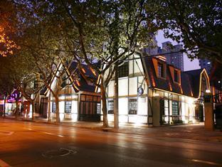 Xinhua Garden Boutique Hotel Shanghai - Hotel Exterior Night View
