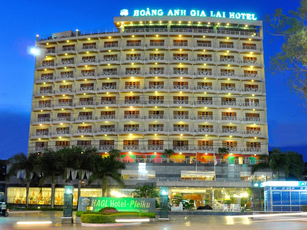Hotell HAGL Hotel Gia Lai