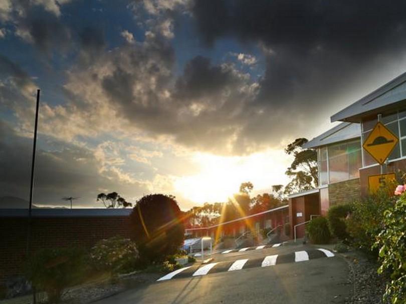 City View Motel - Hotell och Boende i Australien , Hobart