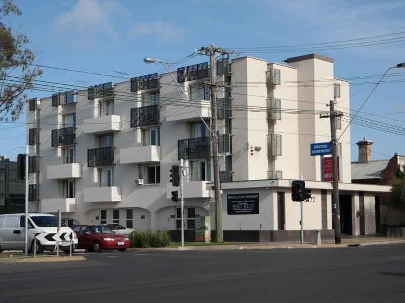 Parkville Place Apartments Hotel - Hotell och Boende i Australien , Melbourne