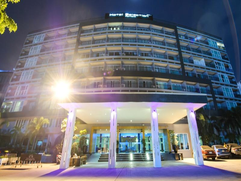 Hotel Selection Pattaya - Hotels and Accommodation in Thailand, Asia