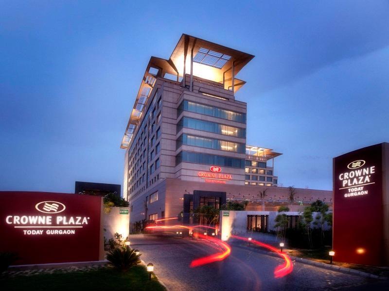 Hotell Crowne Plaza Hotel Gurgaon