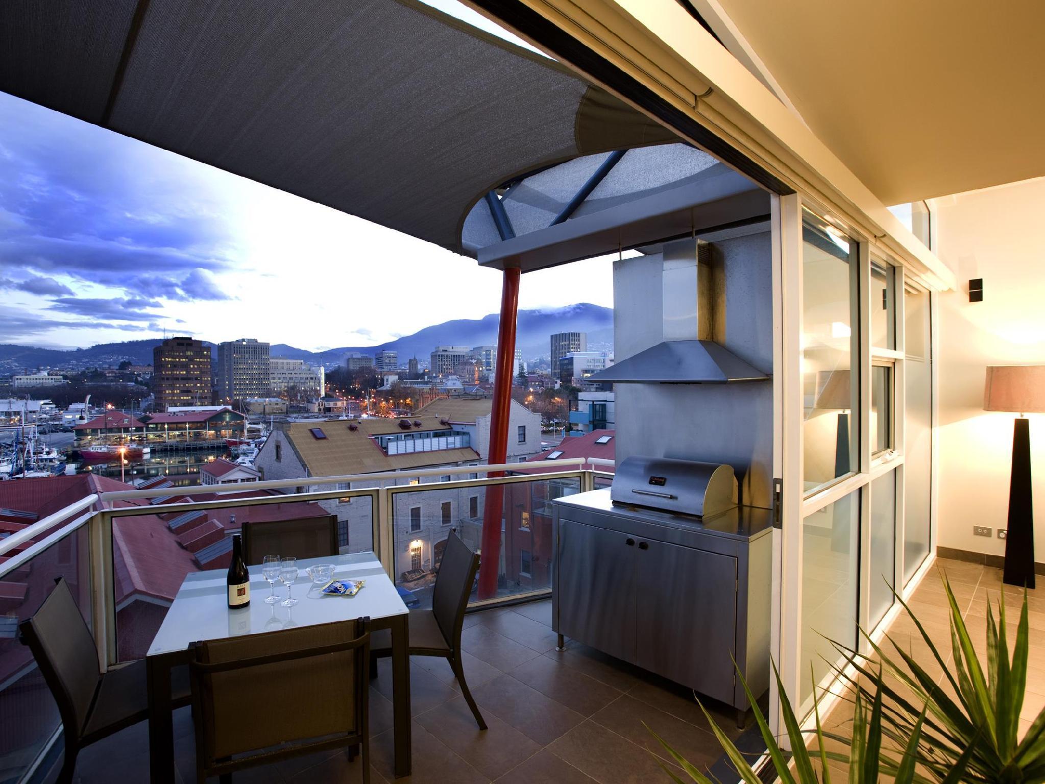Sullivans Cove Apartments - Hotell och Boende i Australien , Hobart