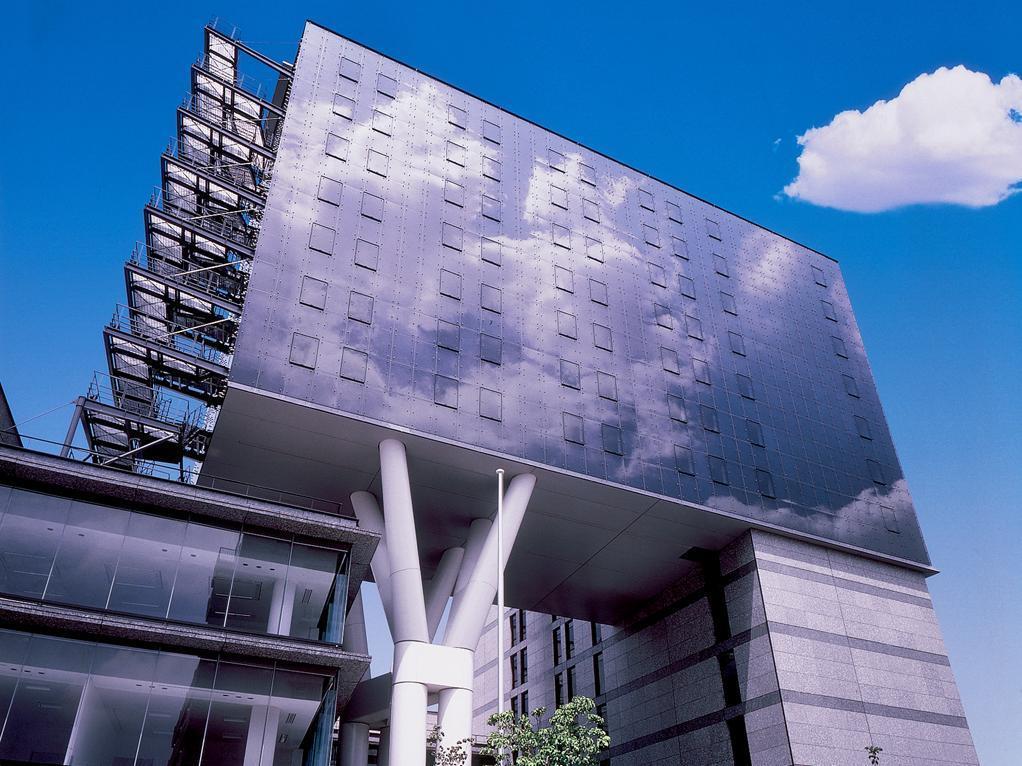 Tokyo Green Palace Hotel Tokyo - Bahagian Luar Hotel