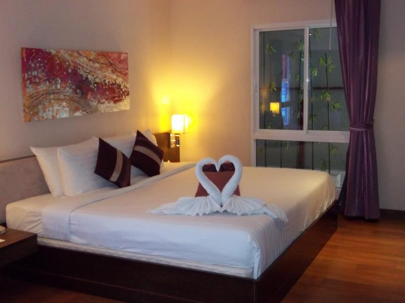 Paradiso Boutique Suites - Hotels and Accommodation in Thailand, Asia