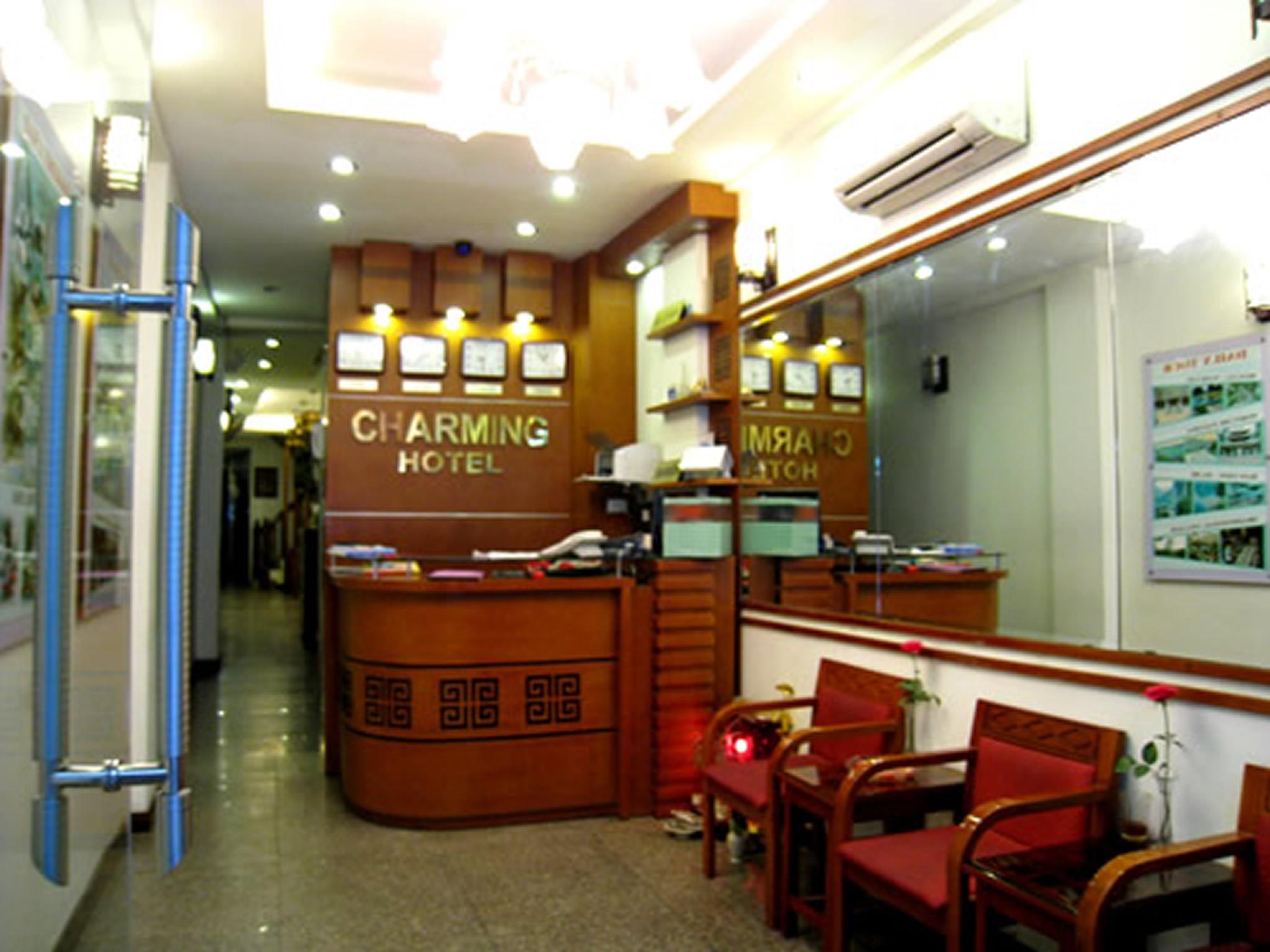 Charming Hotel Hanoi