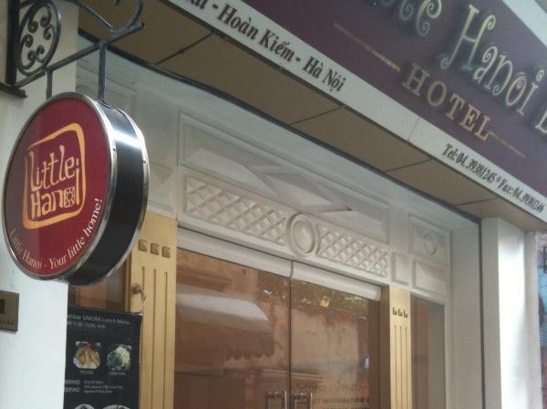 Hotell Little Hanoi Dx Hotel