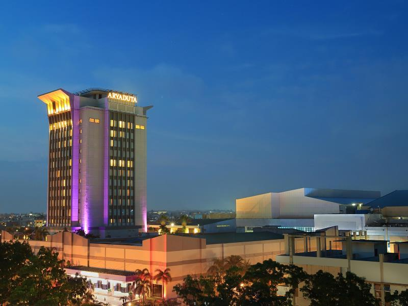 Hotell Aryaduta Hotel   Convention Center Palembang