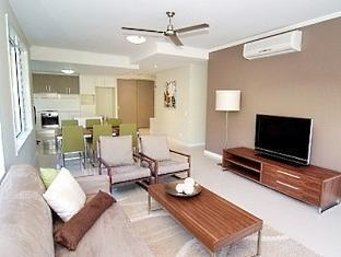 Airlie Summit Apartments Whitsunday Islands - Living Room