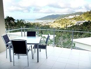 Airlie Summit Apartments Whitsundays - Balkon/Terras