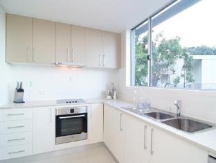 Airlie Summit Apartments Whitsundays - Keuken