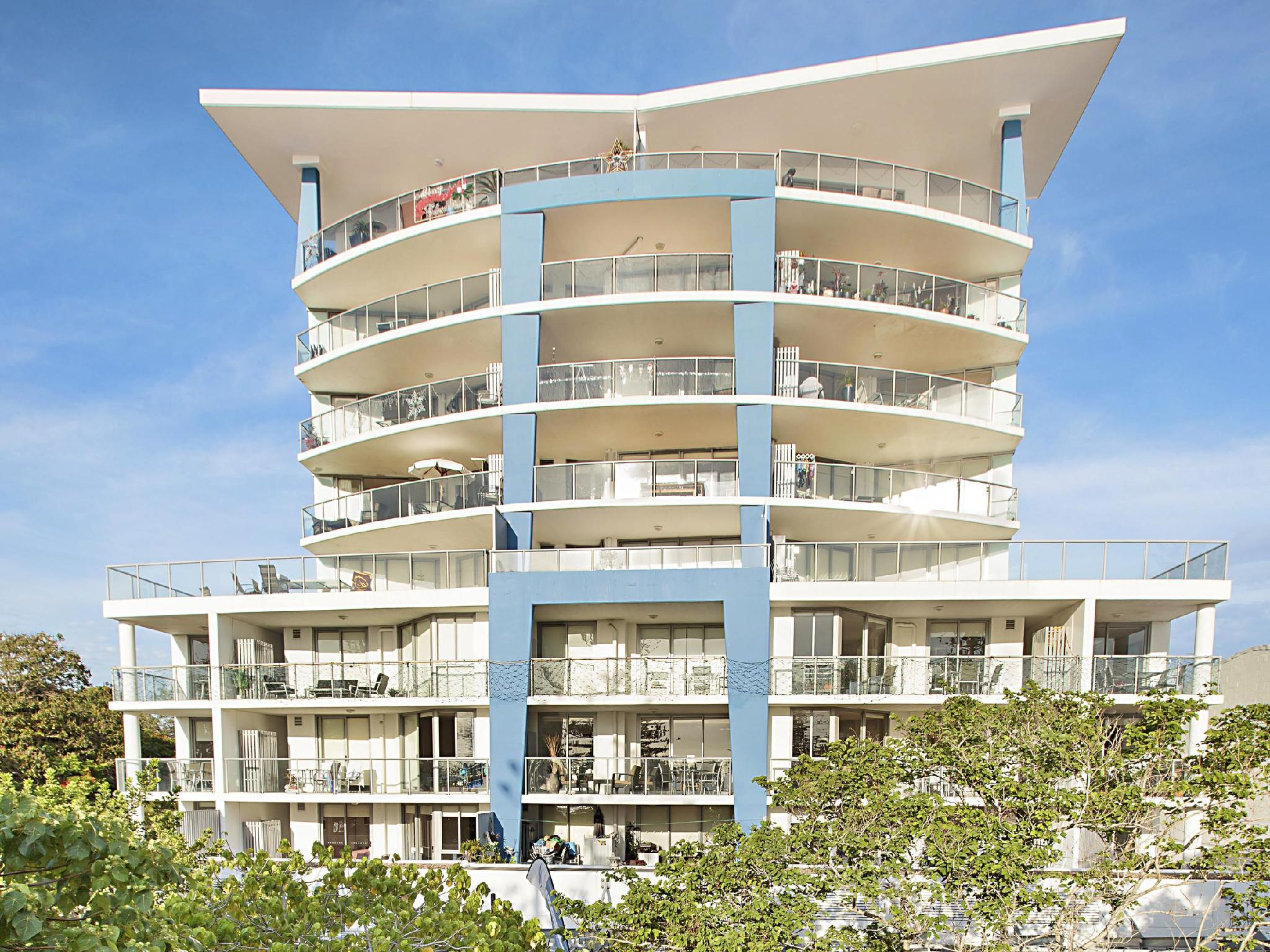 Scarborough Beach Resort - Hotell och Boende i Australien , Brisbane