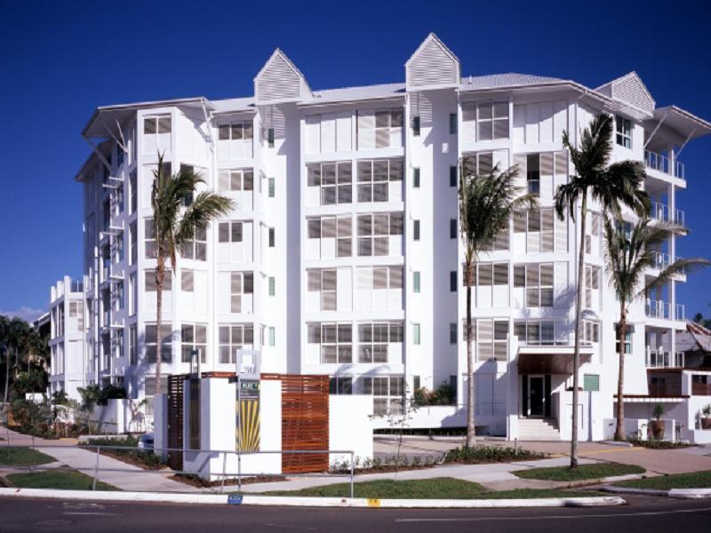 201 Lake Street Apartments - Hotell och Boende i Australien , Cairns