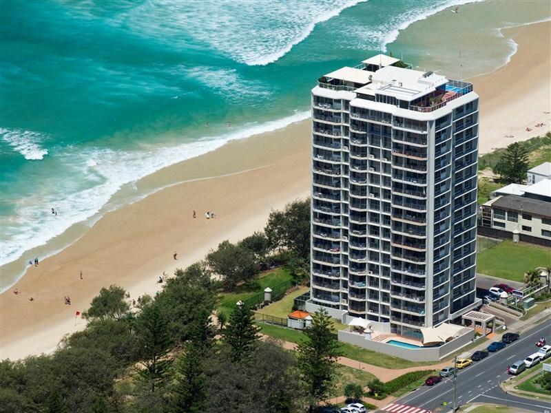 Golden Sands Apartments - Hotell och Boende i Australien , Guldkusten