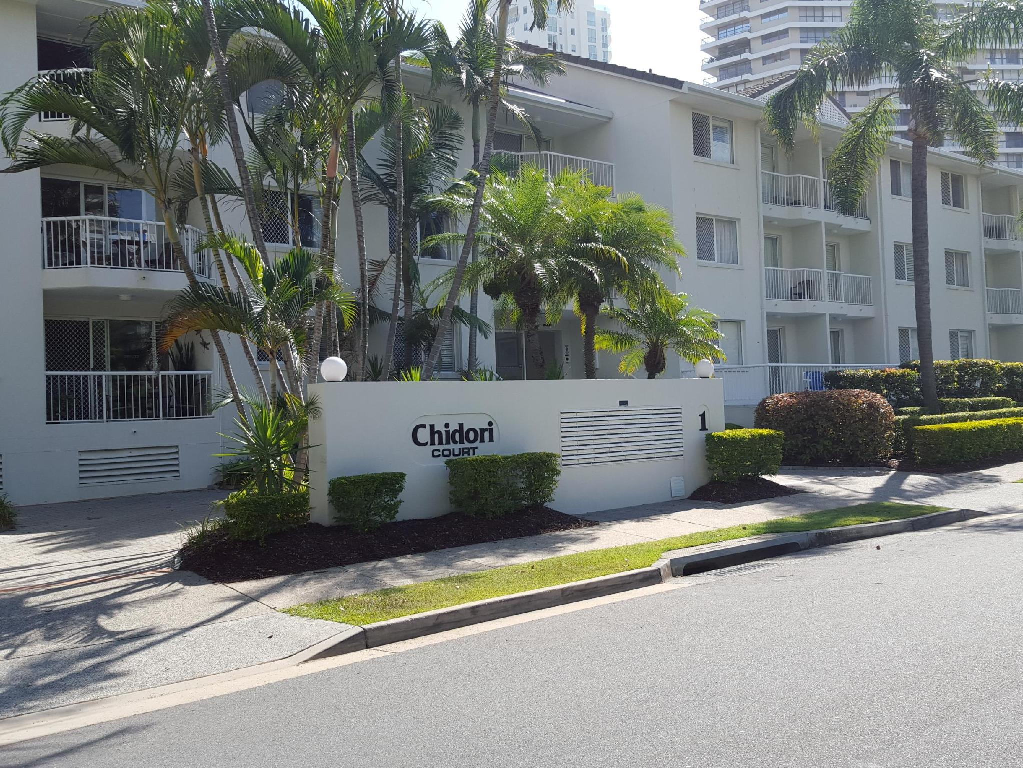 Chidori Court Hotel - Hotell och Boende i Australien , Guldkusten