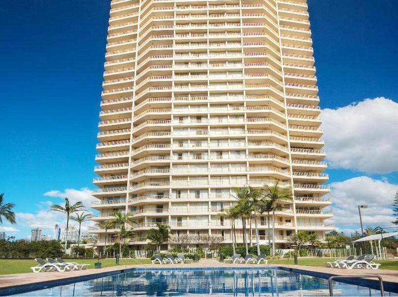 Contessa Holiday Apartments - Hotell och Boende i Australien , Guldkusten