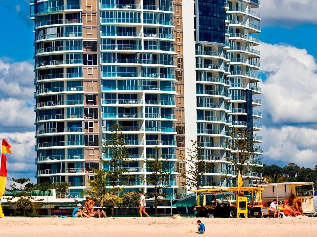 Reflection Tower Two Apartments - Hotell och Boende i Australien , Guldkusten