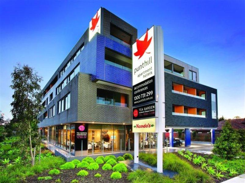 Punthill Apartment Hotels Oakleigh - Hotell och Boende i Australien , Melbourne