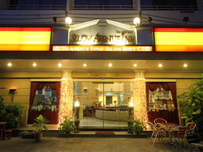 Silom Avenue Inn Hotel - Hotels and Accommodation in Thailand, Asia