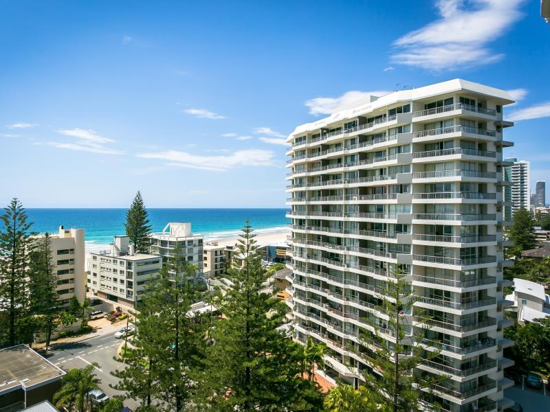Surfers Beachside Holiday Apartments - Hotell och Boende i Australien , Guldkusten