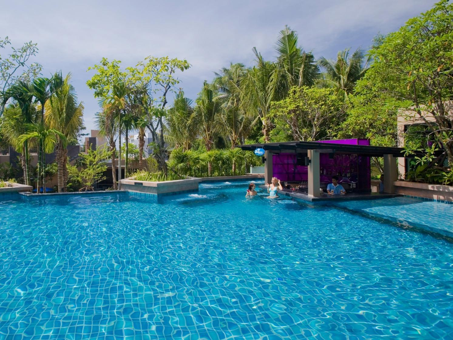 Avista Phuket Resort & Spa, Kata Beach Пхукет
