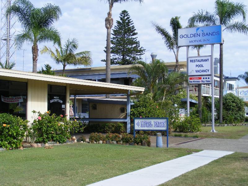Golden Sands Motor Inn - Hotell och Boende i Australien , Forster