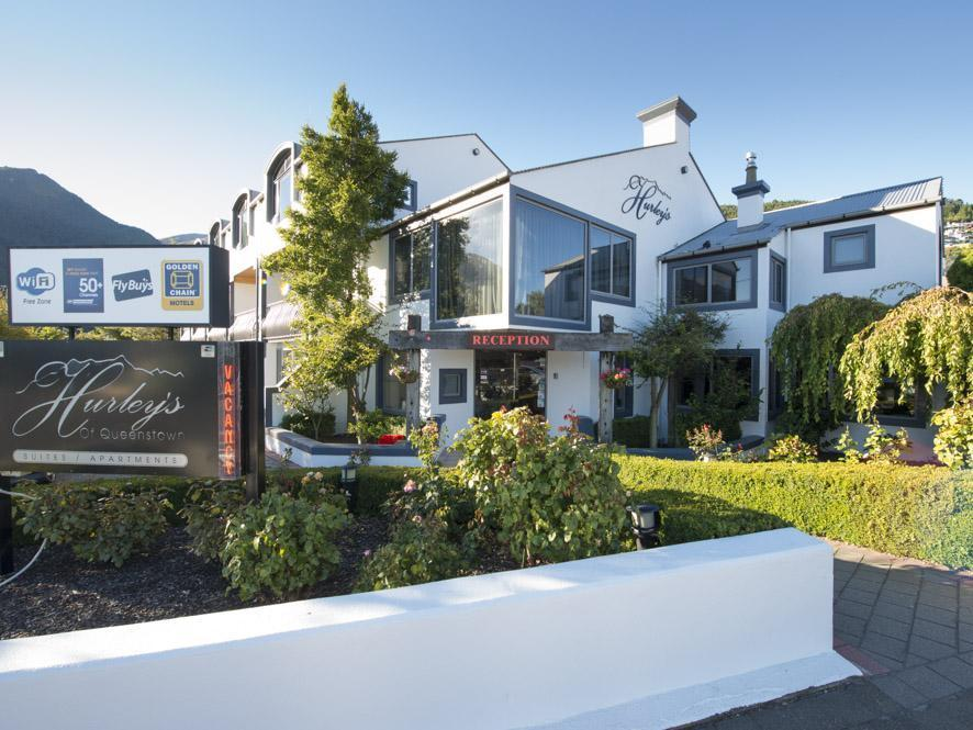 Hurley's of Queenstown Motel - Hotels and Accommodation in New Zealand, Pacific Ocean And Australia