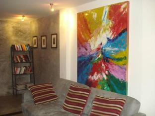 3rd Street Cafe and Guesthouse Hotel Phuket - Interior de l'hotel