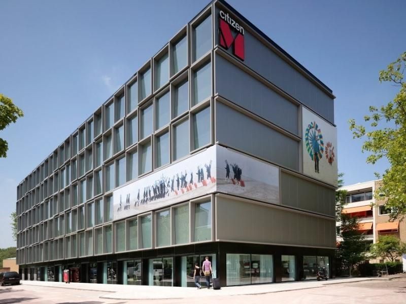 Citizenm Hotel Amsterdam City