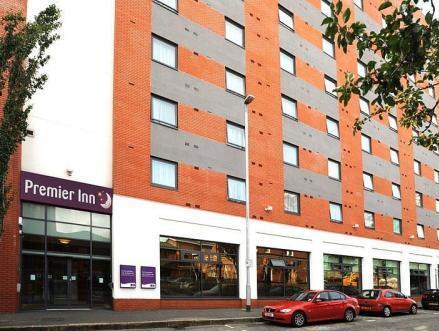 Premier Inn Belfast City Centre Hotel - Belfast