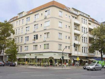 Bearlin City Apartments Berlin - Hotellet udefra