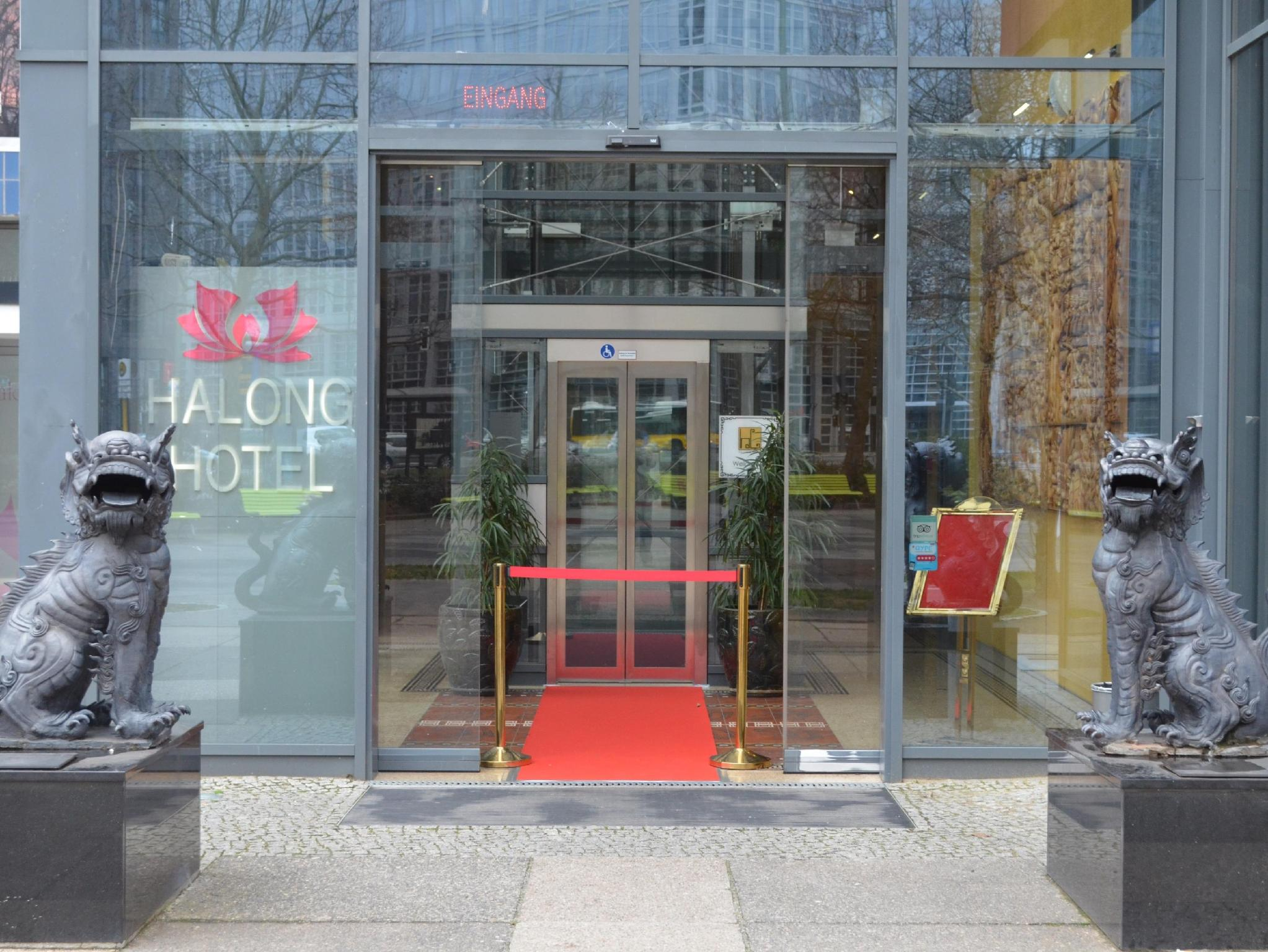 할롱 호텔 베를린