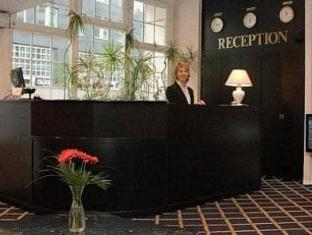 Hotel Kubrat Berlin - Reception