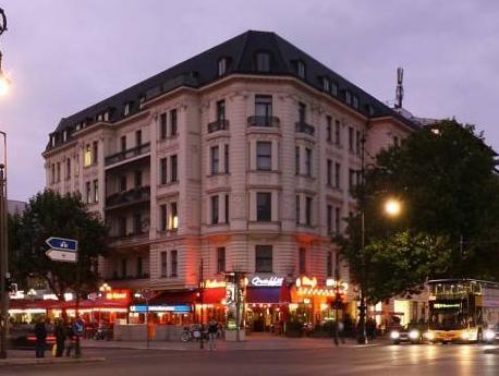 Hotel Maison Am Adenauerplatz Berlín - Exteriér hotelu