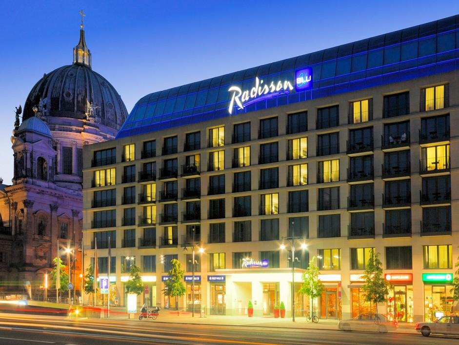 雷迪森藍光酒店
