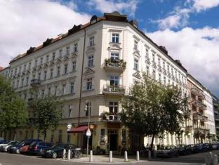Pension Freiraum Berlin - Hotel Aussenansicht
