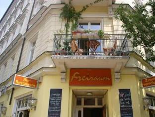 Pension Freiraum Berlin - Hotellet udefra